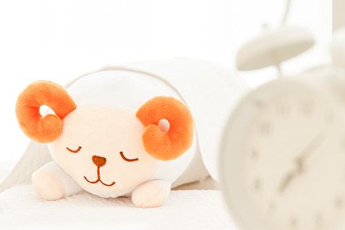 『睡眠の質』を上げるには?